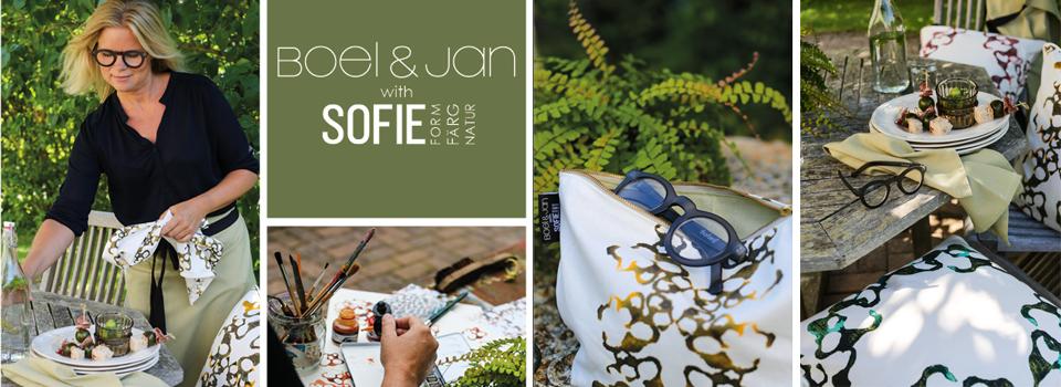 Samarbete med Boel&Jan